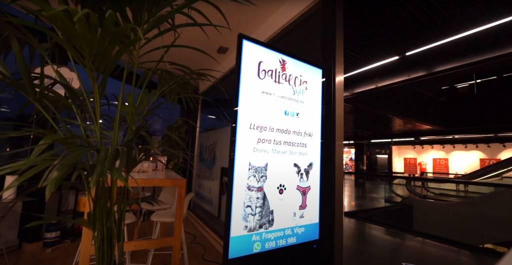 Ourense Plan | Publicidad Centro Comercial A Laxe Vigo Plan