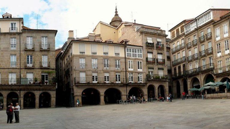 Turismo Ourense: Visita La Plaza Mayor