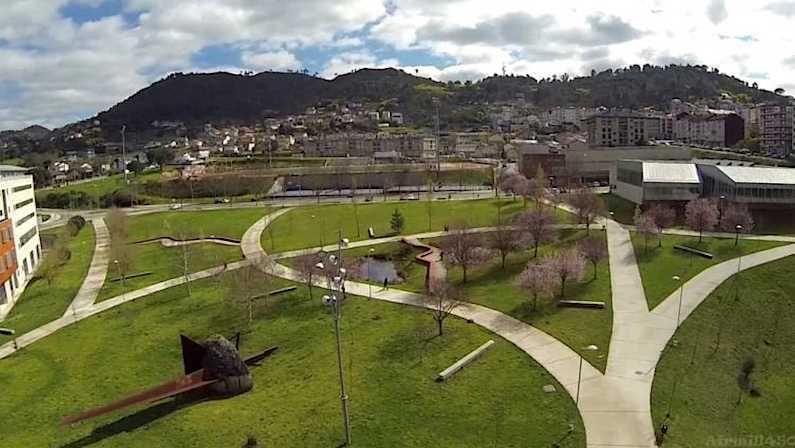 Estudiar en Ourense: Universidad