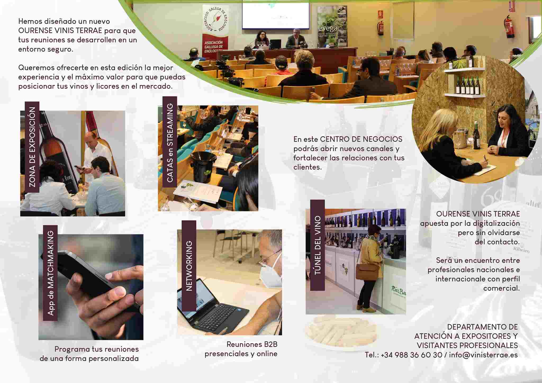 Ourense Vinis Terrae, Salón Del Vino Y Licores Gallegos De Calidad 2021 Compressed