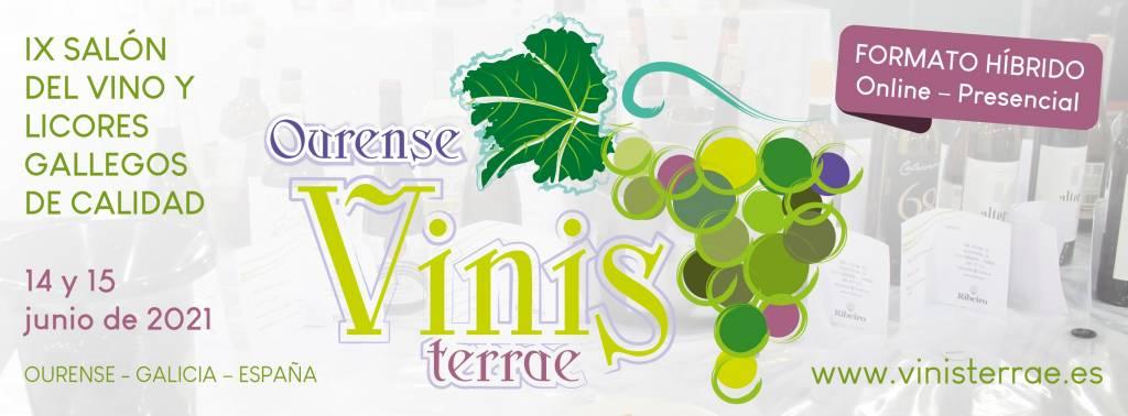 Ourense Vinis Terrae, Salón Del Vino Y Licores Gallegos De Calidad