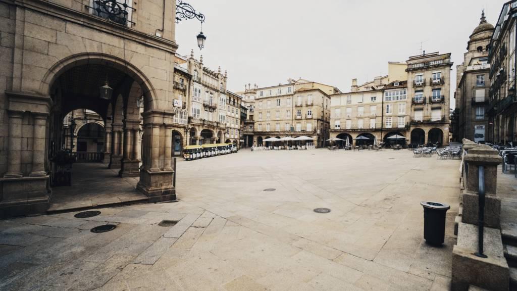 Casco Vello Ourense