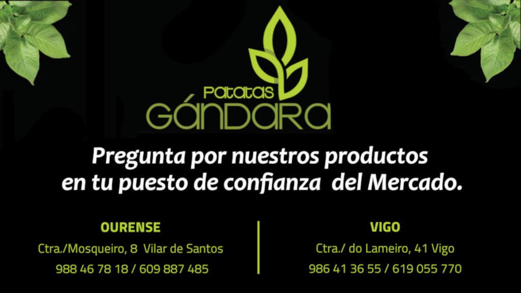 Patatas Gandarae