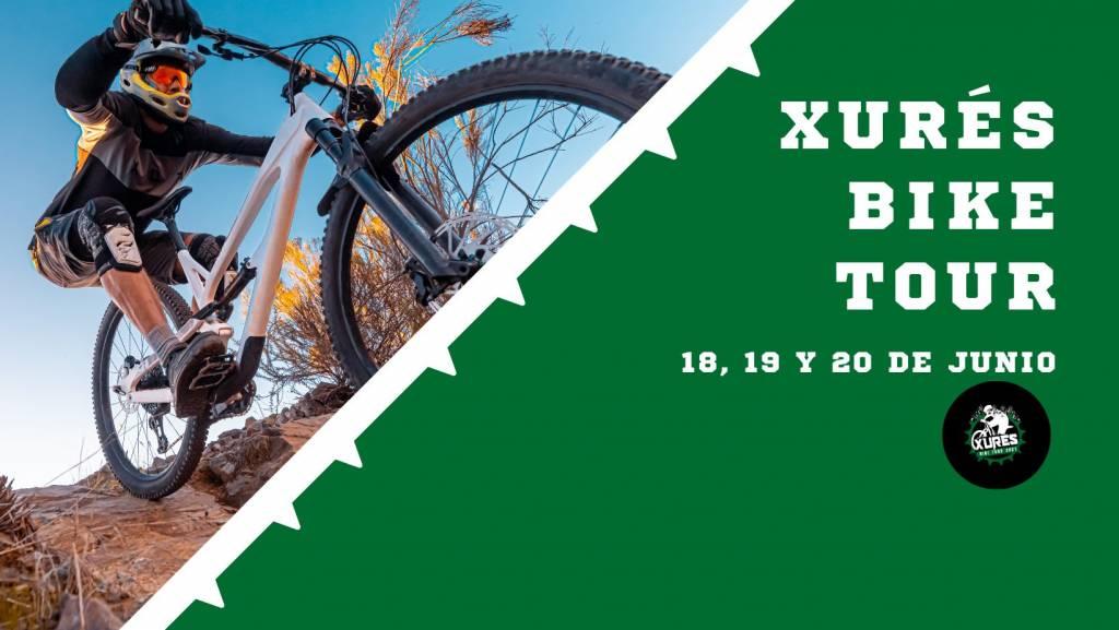 Xurés Bike Tour 2021 Muiño Lobios