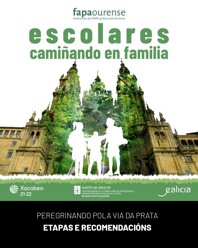 Etapas Via Da Prata Fapa As Burgas Ourense 2021
