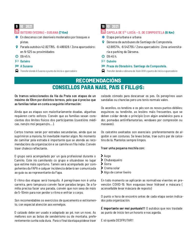 Etapas Via Da Prata Fapa As Burgas Ourense 4