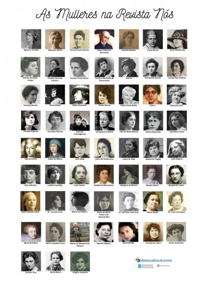 Las Mujeres De Nós