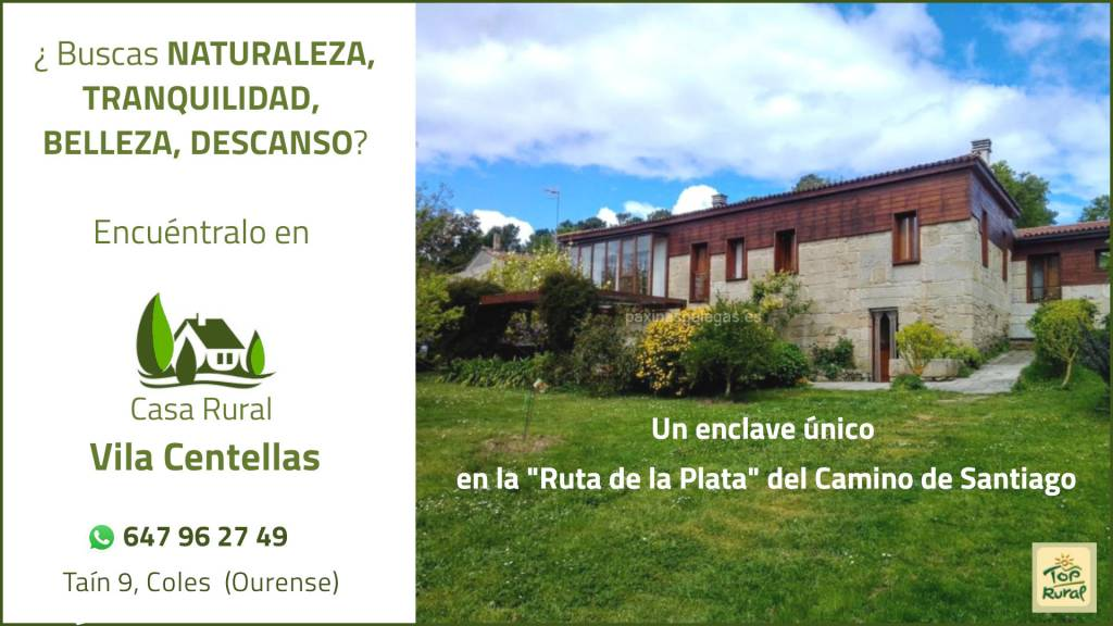 Casa Rural Centellas
