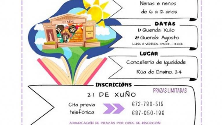 Actividades de verano para escolares | Espacio Coeduca