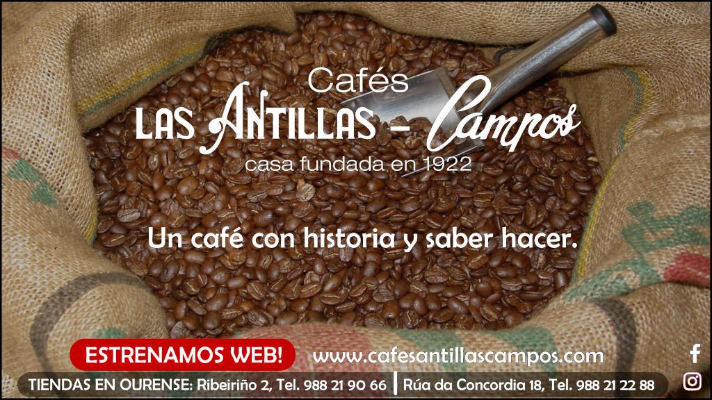 Cafes Antillas